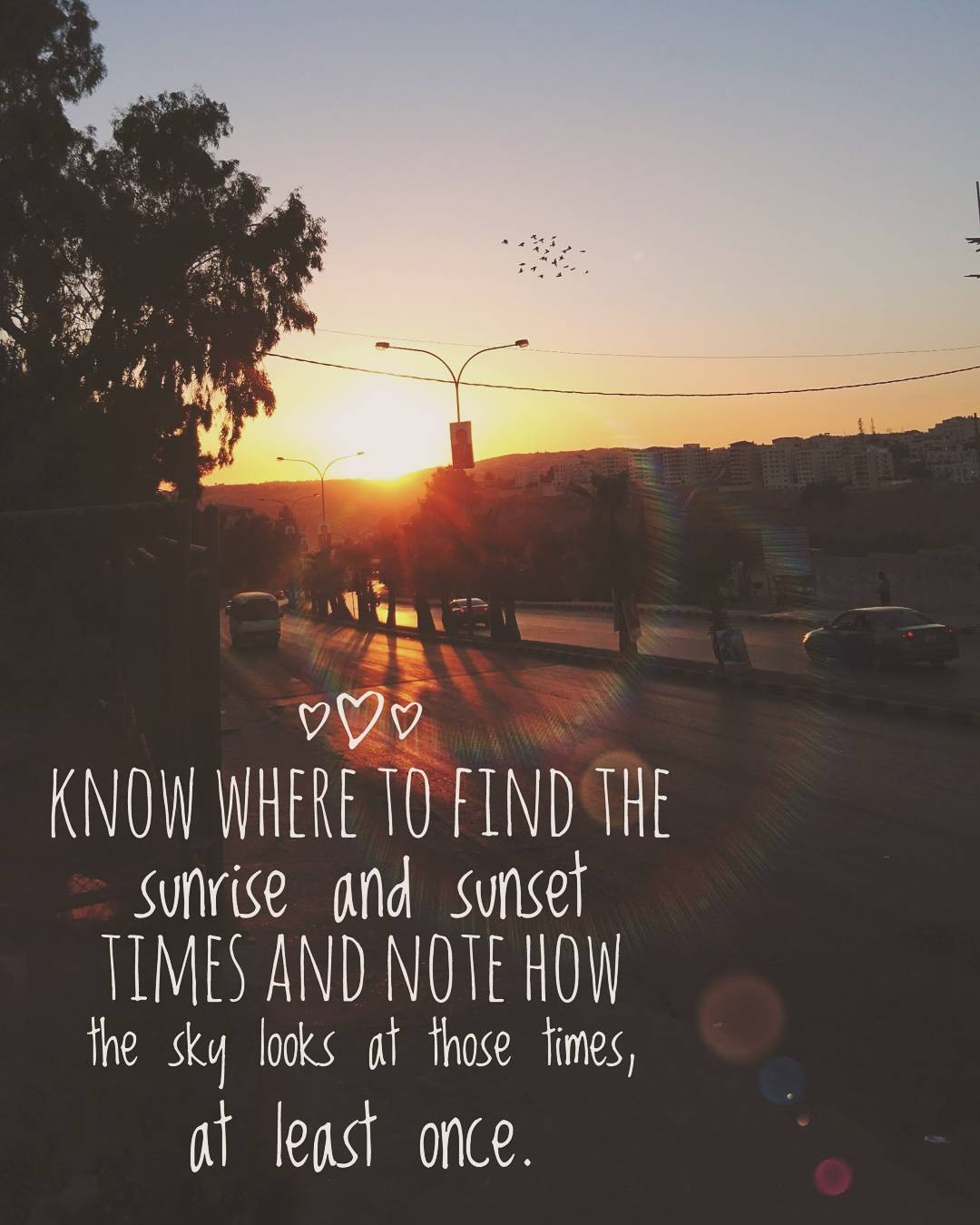 The sunset in Amman city Jordan Amman sunset quotes