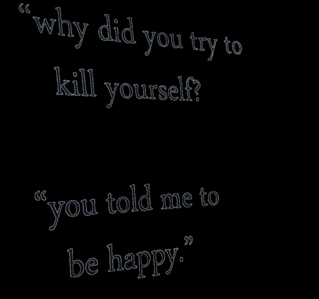 Killme Tumblr Depression Quotes