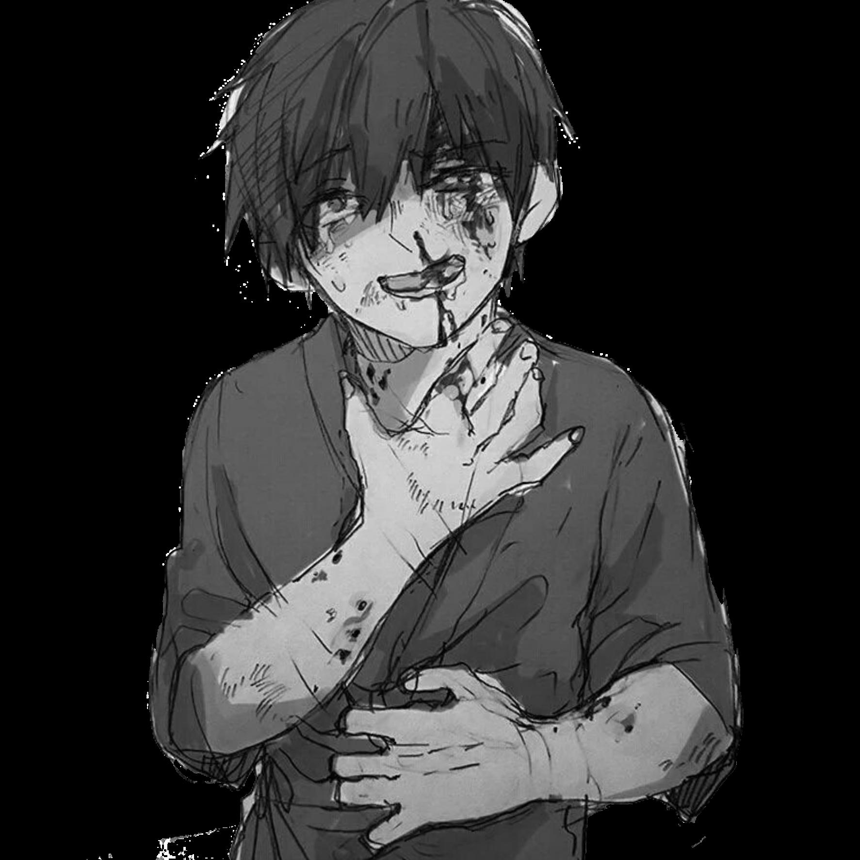 Manga Depressed