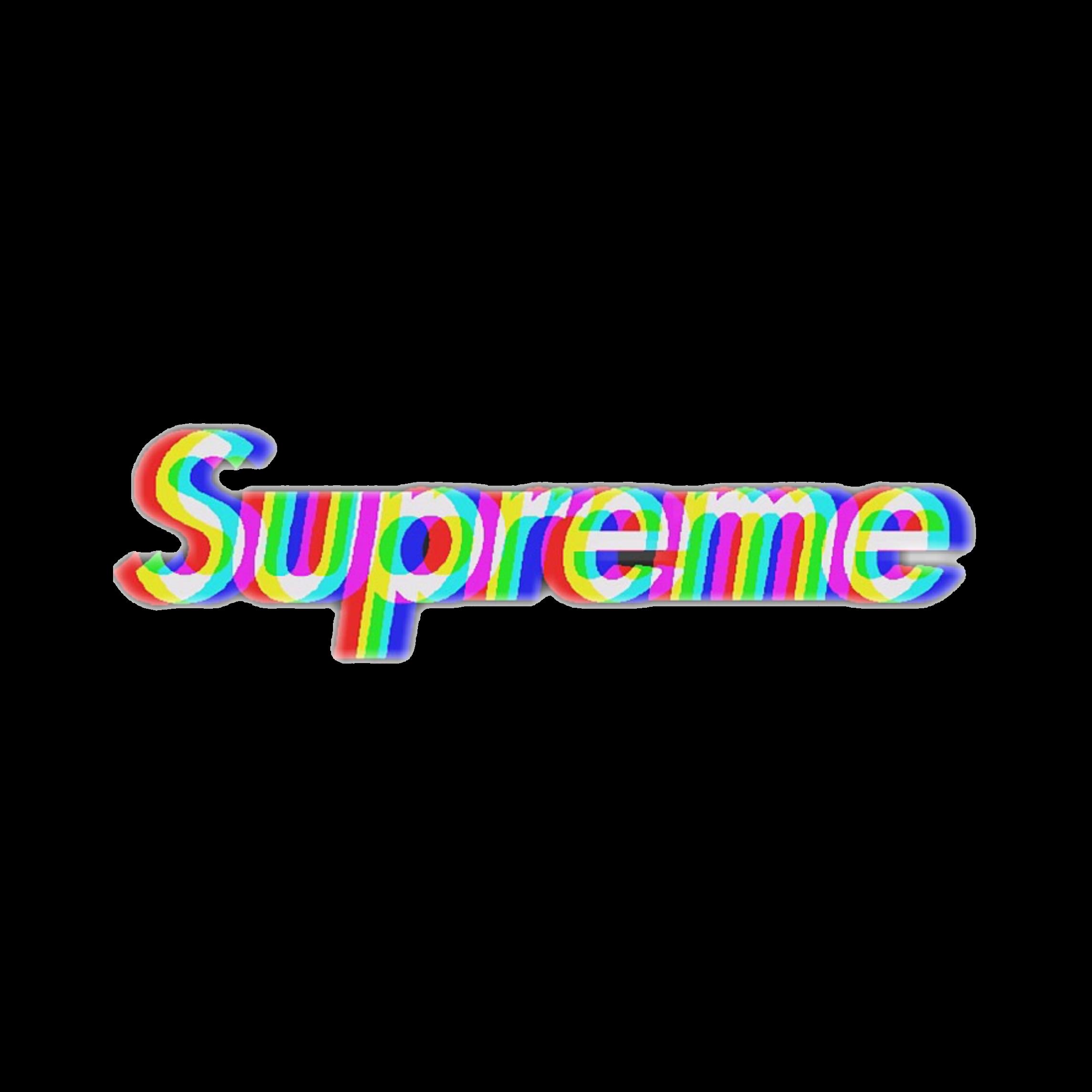 glitch supreme tumblr aesthetic piola lil...