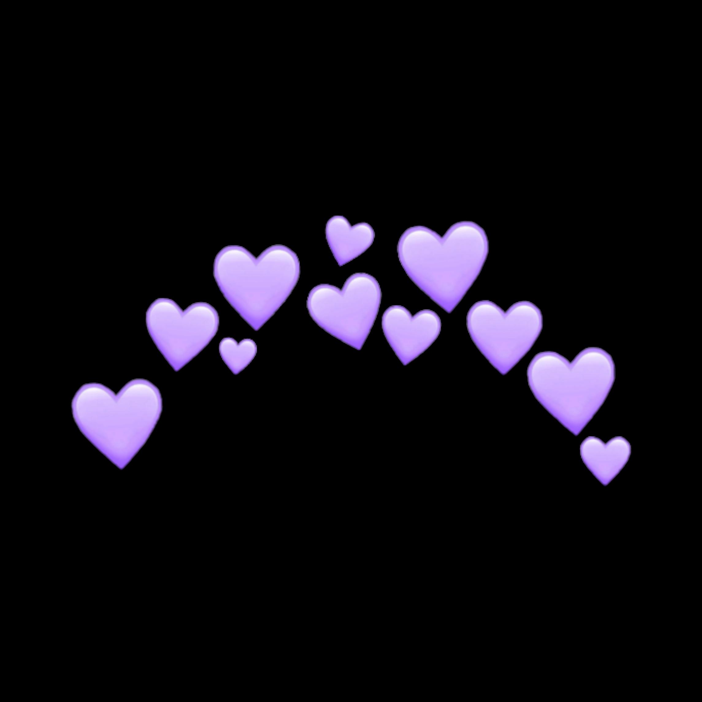 purple spiral aesthetic crown taç grid wings rainbow...