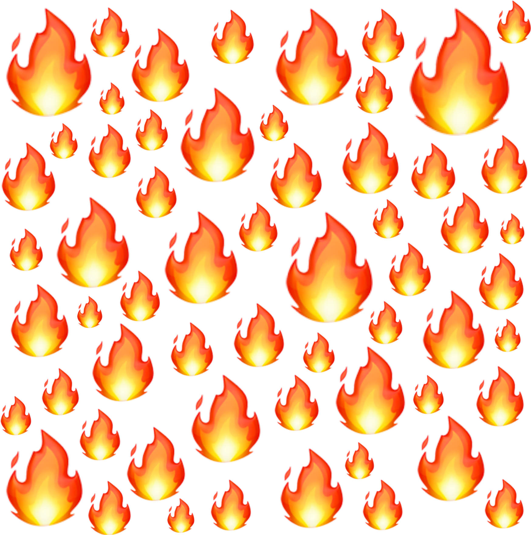 fire background emoji crown corona diezmil red rojo fon...