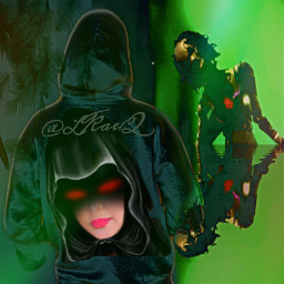 freetoedit hoodie design mystery nightmare horror halloween scary picsart colorinme irchoodiefrombehind hoodiefrombehind
