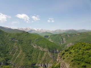 mountain nature green tatev freetoedit