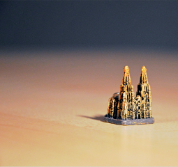 kölnerdom cologne miniature photography k