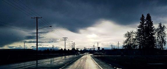 freetoedit stormy rain clouds