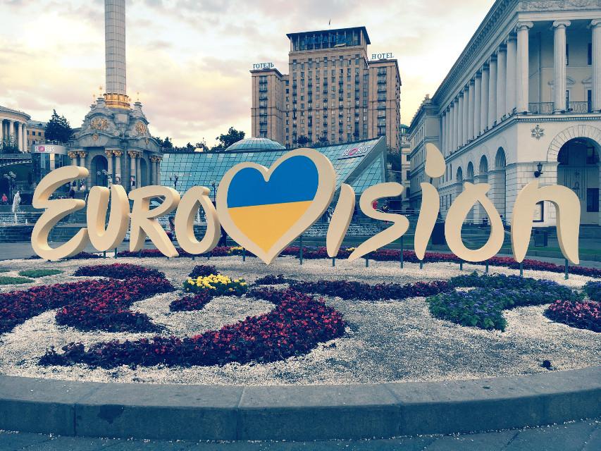 #FreeToEdit #sightseeing in #kiev during #eurovision2017