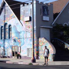 dpccoloredglass wallart streetart photosfromthestreet