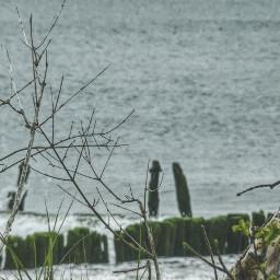 hdr sea seaside baltic balticsea