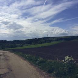 nature dreil germany sky clouds