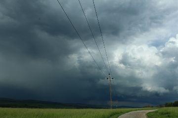 storm sky dark big photography
