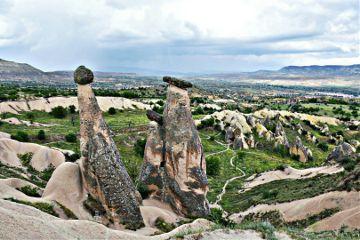 fairychimneys afamily nature landscape 3guzeller freetoedit