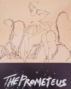 drawing ink theprometeus