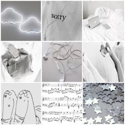 greyaesthetic whiteaesthetic aesthetic cloudy