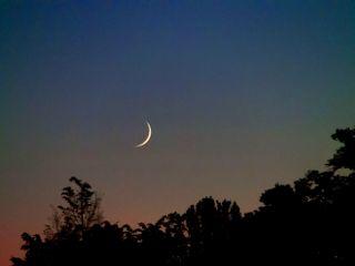 moon night nightsky