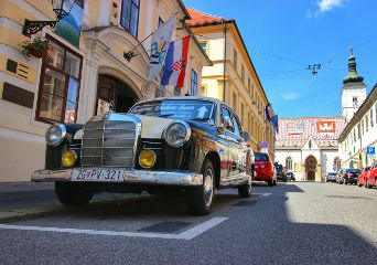 croatia zagreb hdr car photography