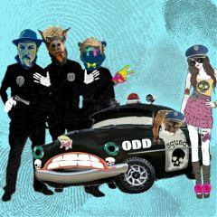 freetoedit oddsquadpatrol cute cars collage