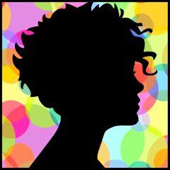 freetoedit silhouette art colorful