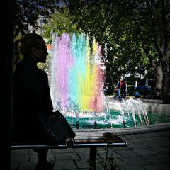 guvenpark rainbow hdr photograph freetoedit