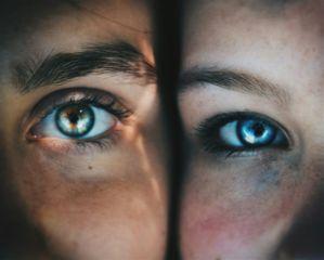 eye beautiful colors freetoedit