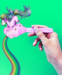 freetoedit dailyremix rainbowlightcontest unicorn cloud