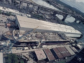 freetoedit shipyard drydock ship portland