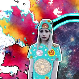 freetoedit remix colors outlinescontest picsart
