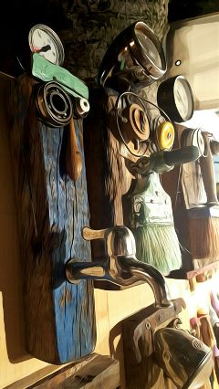 freetoedit illusions face handmade oilpaintingeffect