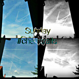 sticker hdr1 remixeme chemtrails chemtrail freetoedit