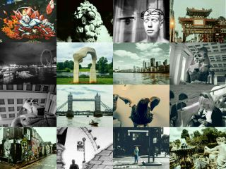 collage london photography