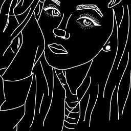 freetoedit snapchat snapchatfilters art black