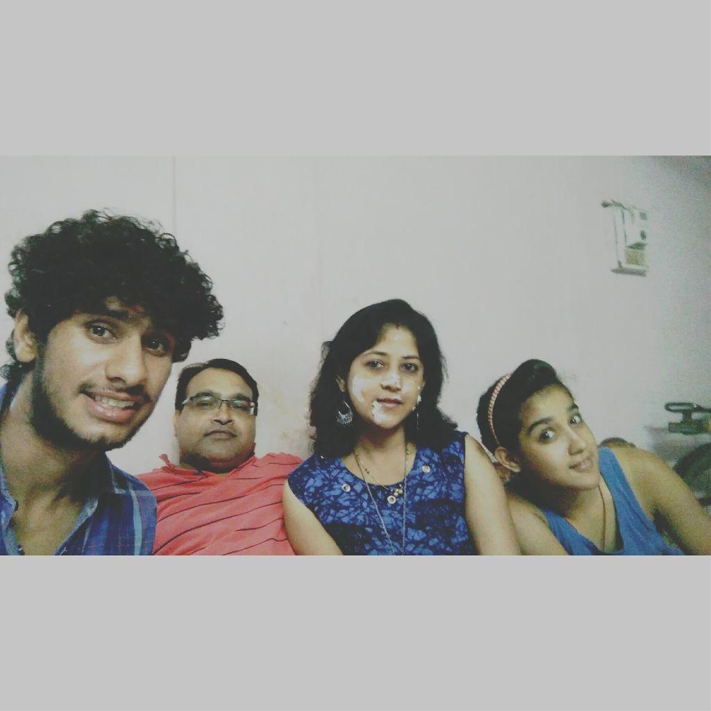 family suryathathu Surya Thathu