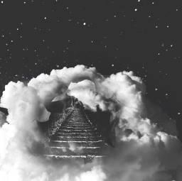 freetoedit surreal upstairs clouds surrealism ircwhitecloudsbluesky