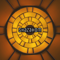 shazahom1 abstract colorful flame mirrorart