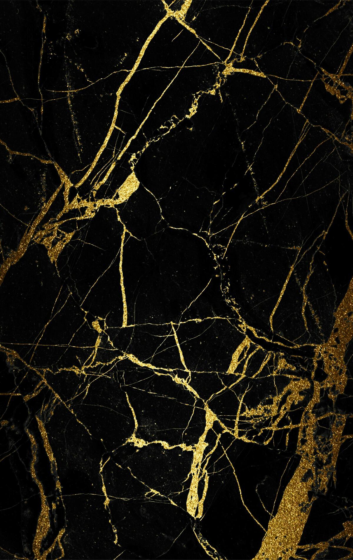 marblebackgrounds marble black gold blackandgold wallp...