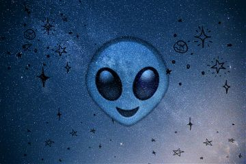 dailystickerremix alienstickerremix universe galaxy space freetoedit