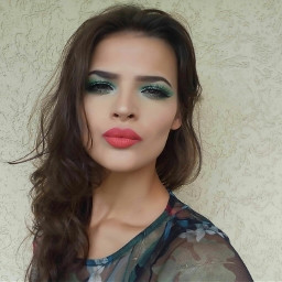 me makeup model portfolio girl freetoedit