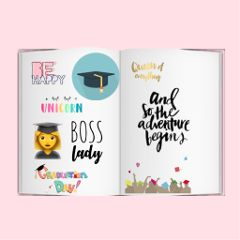 yearbook 2017 bosslady graduation freetoedit