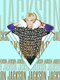 freetoedit jacksonwang wangpuppy got7 agase