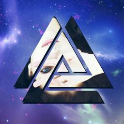 editing triangle galaxy training