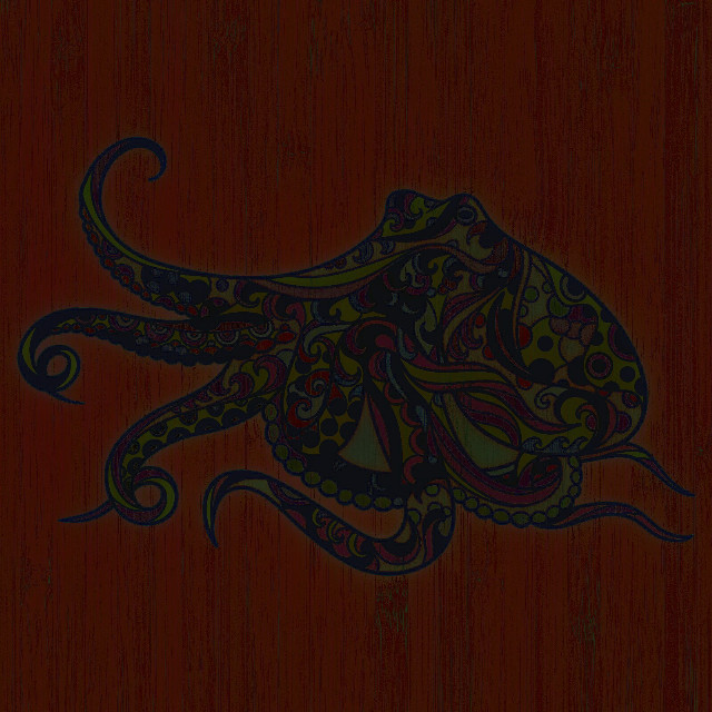 #Colored with: #Coloring #Book for #Me. #Coloringbookforme 🐙🐙🖌.