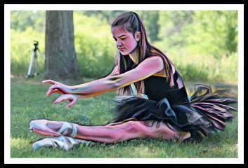 freetoedit balletdancer balletshoes balletcostume greenpeace