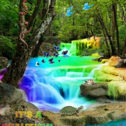nature beautifullife liferemix happypride drc freetoedit