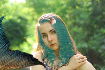 mermaid ocean beauty contest