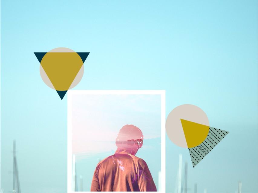 #freetoedit #geometricshapes #outline #shapes #stickers #madewithpicsart #picsart #picsarttools #art