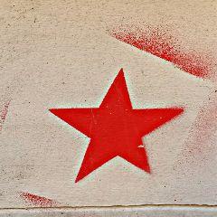 freetoedit star red redstar streetart