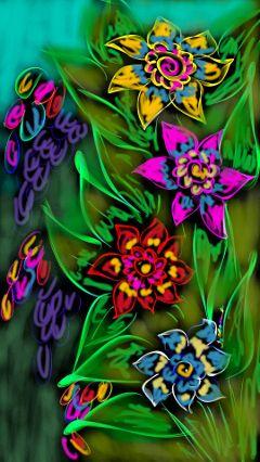 flowers flowerslovers plant nature leaves