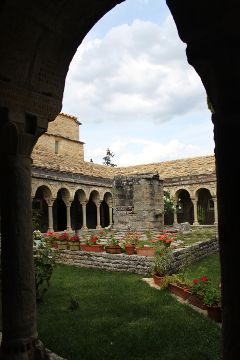 photography architecture arches cloister travel freetoedit