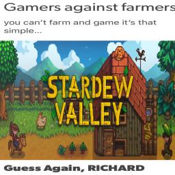 stardewvalley tumblr gaming farming guessagain