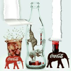 exposure cocacola illustration madewithpicsart coca freetoedit